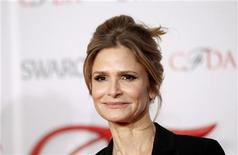 Actress Kyra Sedgwick arrives to attend the 2012 CFDA Fashion Awards in New York June 4, 2012. REUTERS/Lucas Jackson