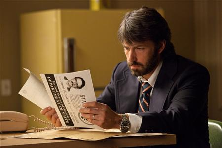 Ben Affleck in a scene from ''Argo''. REUTERS/TIFF