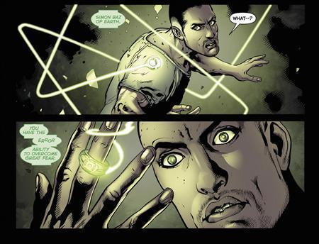 Panels from a new DC Comic book featuring an Arab-American from Dearborn, Michigan are seen in this undated handout image received by Reuters September 5, 2012. REUTERS/DC Comics/Handout