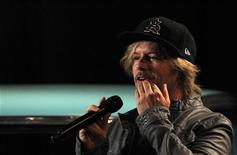Actor David Spade speaks during the 5th annual Spike TV's Guys Choice awards in Culver City, California June 4, 2011. REUTERS/Mario Anzuoni
