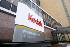 <p>Siège d'Eastman Kodak à Rochester, dans l'Etat de New York. L'ex-numéro un mondial de la pellicule photo, qui a déposé son bilan au début de l'année, va supprimer 1.000 emplois supplémentaires d'ici la fin de l'année. /Photo d'archives/REUTERS/Adam Fenster</p>