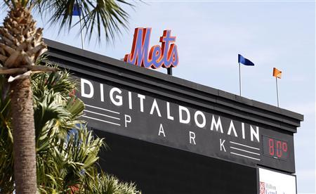 The Digital Domain Park in Port St. Lucie, Florida is seen in this file photo taken February 22, 2012. REUTERS/Joe Skipper/Files