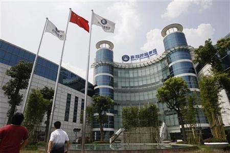 A general view of the headquarters of Zhejiang Geely Holding Group in Hangzhou, Zhejiang province July 30, 2010. REUTERS/Steven Shi