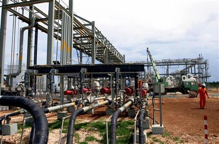 High gas-flow tests boost BG's Tanzania LNG plans