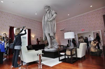 A room for Columbus