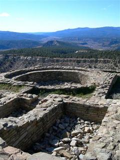 Colorado's Chimney Rock, an archeological site spiritual to Native Americans, in an undated photo. REUTERS/USDA Forest Service