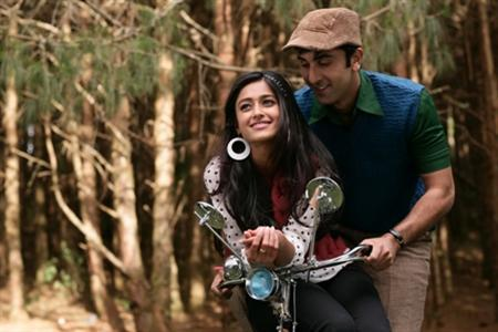 A still from the film ''Barfi!''.