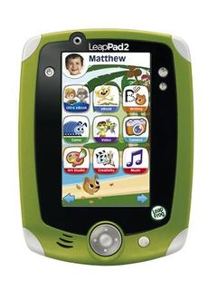 An undated handout photo shows the LeapPad 2 from LeapFrog Enterprises. REUTERS/LeapFrog Enterprises/Handout