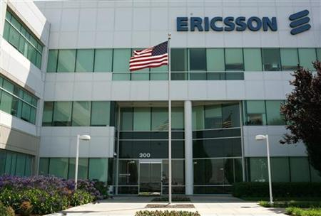 Ericsson's Silicon Valley campus is seen in Santa Clara, California, August 11, 2009. REUTERS/Robert Galbraith