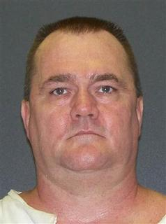 Cleve Foster is shown in this Texas Department of Criminal Justice undated photograph released to Reuters on September 25, 2012. REUTERS/Texas Department of Criminal Justice/Handout