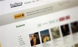 Site sueco Bambuser transmite conflito sírio ao vivo pela internet. 26/09/2012 REUTERS/Ints Kalnins