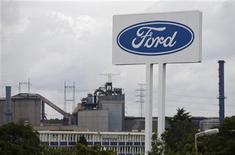 General view of the Ford assembly plant in Genk September 18, 2012. REUTERS/Francois Lenoir