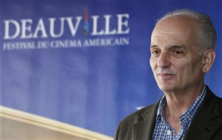 David Chase, screenwriter and producer of the television series, ''The Sopranos,'' poses during a photocall at the 36th American film festival in Deauville September 4, 2010. REUTERS/Vincent Kessler/Files