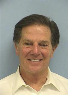 Former U.S. House of Representatives Republican leader Tom Delay is pictured in this handout booking photo released January 11, 2011. REUTERS/Courtesy of Travis County Texas PIO/Handout