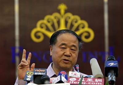 China Nobel winner Mo likely to steer clear of politic...