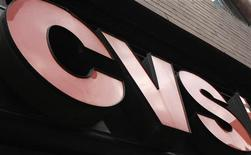 A CVS pharmacy is seen in New York City July 28, 2010. REUTERS/Mike Segar