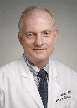 Dr. Robert Latham is pictured in this undated handout photo obtained by Reuters October 14, 2012. REUTERS/St. Thomas Health/Handout