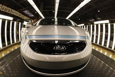 Insight: Carmakers' fortunes seen through East Europe prism
