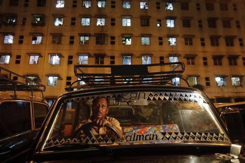 Mumbai's ancient taxis