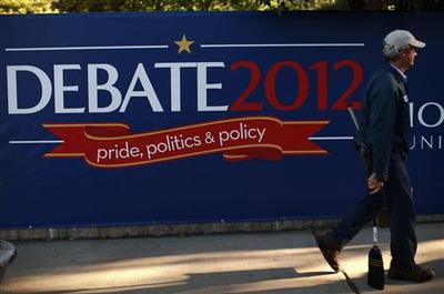 Obama facing heavy pressure in debate rematch with...