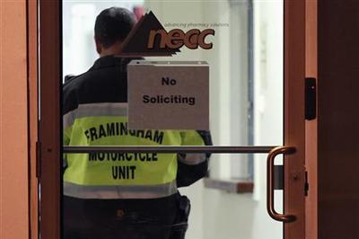 Feds raid Massachusetts lab tied to meningitis outbrea...