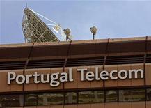 Portugal Telecom quer capitalizar investimentos no Brasil e na África para compensar austeridade em Portugal. 07/02/2006. REUTERS/Jose Manuel Ribeiro