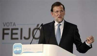 Spain's Rajoy gets mixed message in regional votes