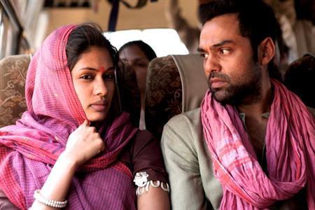 Still from the movie ''Chakravyuh''