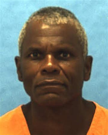 John Errol Ferguson, 64, shown in this undated Florida Department of Corrections photograph had been scheduled to be executed around 6 p.m. EDT (2200 GMT) on October 23, 2012 but his lawyers filed a flurry of appeals late Tuesday arguing he should not be put to death because he is mentally insane. REUTERS/Florida Department of Corrections/Handout