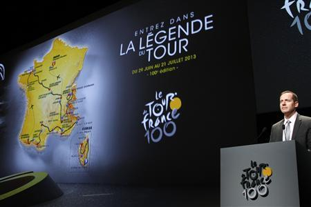 Tour celebrates centenary with prestige route
