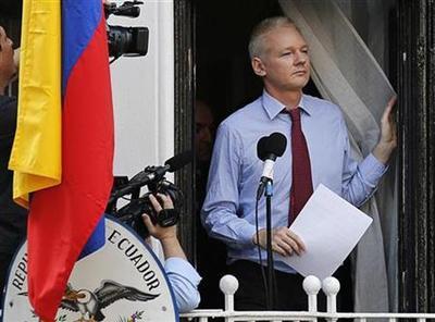 Ecuador fears for Assange health, seeks UK safe...