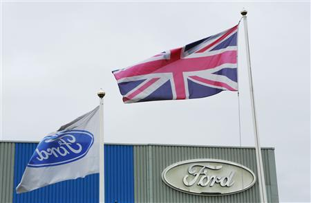 Ford Deepens European Cuts Sees 3 Billion In Losses