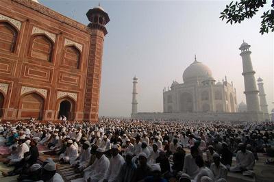 Celebrating Eid al-Adha