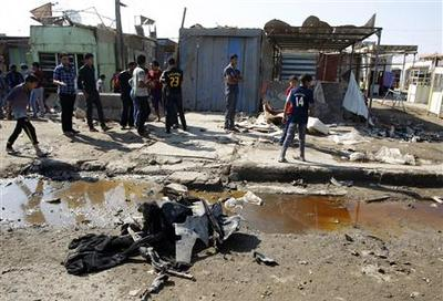 Baghdad blasts kill more than 30 over Eid holiday