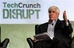 SV Angel's Ron Conway speaks during a question and answer session at the Tech Crunch Disrupt conference in San Francisco, California, in this September 11, 2012 file photo. REUTERS/Beck Diefenbach/files