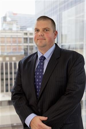 Mining magnate Nathan Tinkler in this handout picture made available October 8, 2012. REUTERS/Martyn Rushby/Handout