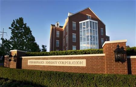 Chesapeake Energy Corporation's 50 acre campus is seen in Oklahoma City, Oklahoma, April 17, 2012. REUTERS/Steve Sisney