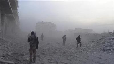 Syrian rebels kill 28 soldiers, several executed