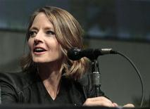 A atriz Jodie Foster participa de uma convenção em San Diego, na Califórnia, Estados Unidos, em julho. 13/07/2012 REUTERS/Mario Anzuoni