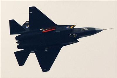 Second stealth jet puts China on path to top regional...