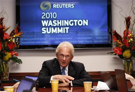 House Foreign Affairs Committee Chairman Howard Berman (D-CA) speaks at the Reuters Washington Summit September 20, 2010. REUTERS/Kevin Lamarque