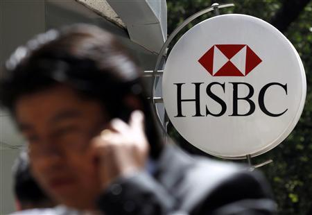 HSBC fears U.S. money laundering fines to top $1.5 billion