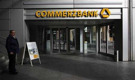 Commerzbank wins right to appeal uk bonus ruling reuters - Commerzbank london office ...