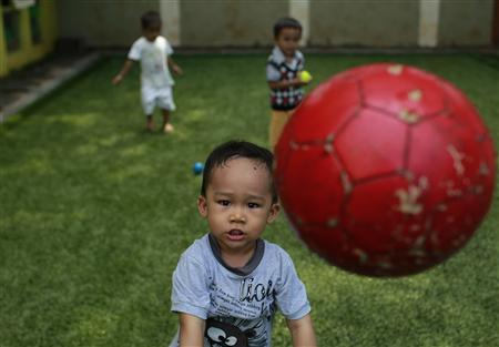 More Indonesian mums now turning to daycare