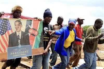 Obama triumph raises hope of fresh start with Africa