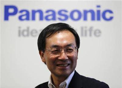 At Panasonic, blunt chief looks to force turnaround