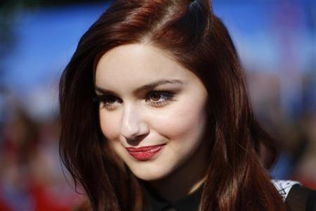Actress Ariel Winter arrives for the grand opening of Cars Land at Disney California Adventure Park in Anaheim, California, June 13, 2012. REUTERS/David McNew