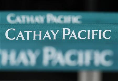 Cathay Pacific cargo volume resumes uptrend, but growth small