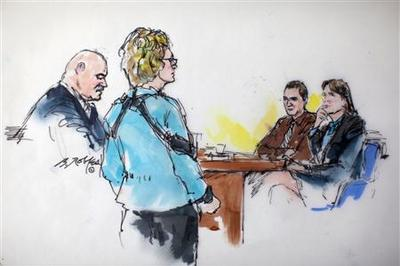 Gabby Giffords faces Tucson assailant as he is sentenc...