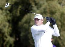 Tommy Gainey of the U.S. in this file photo taken on February 6, 2011. REUTERS/Rick Scuteri